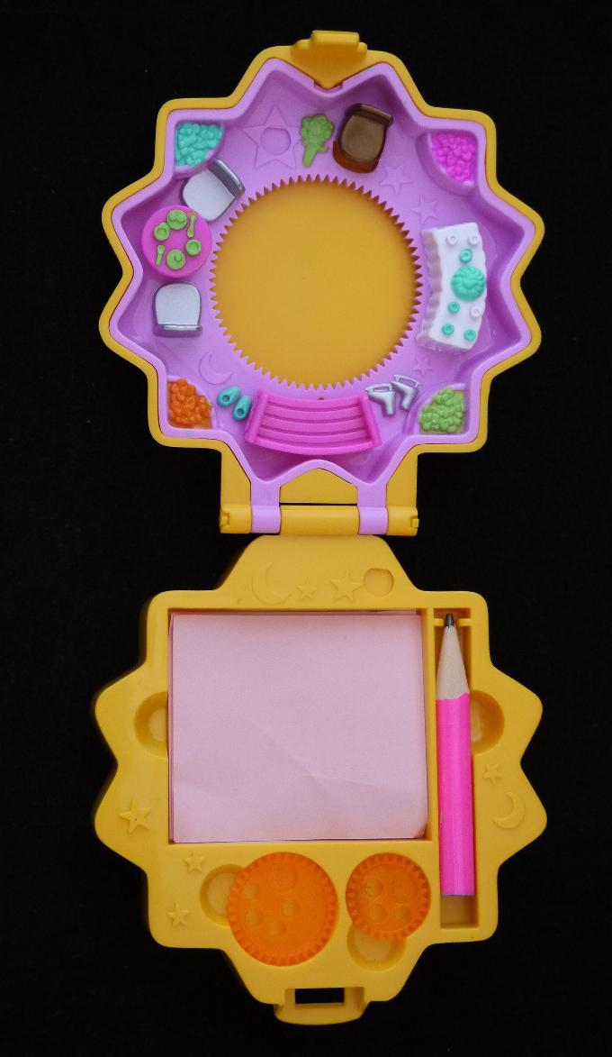 レア!ポーリーポケット ピクチャーパターンメーカー 1995年完品