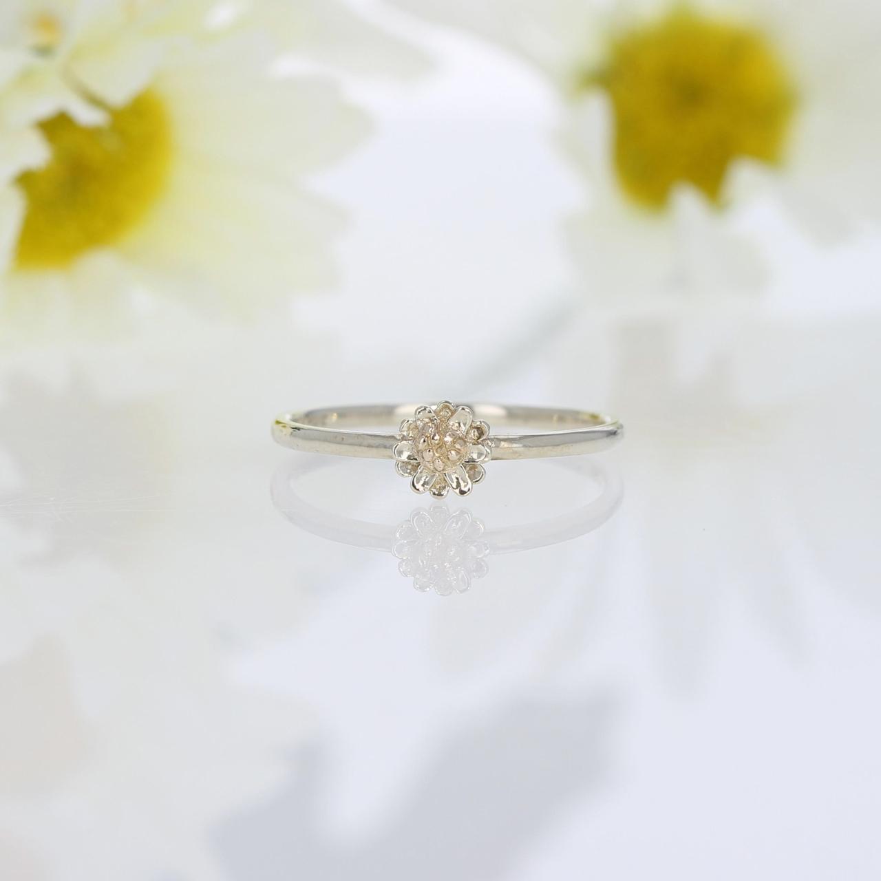 K10×K10WG / リング / Daisy ring