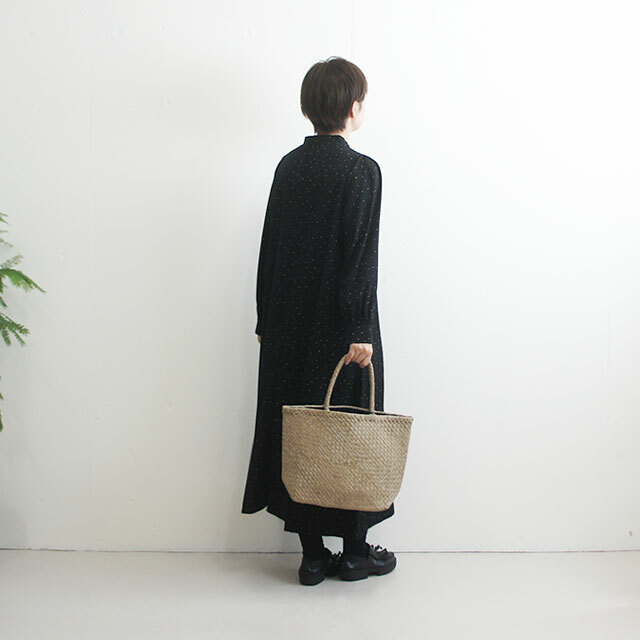 【2020/9月再入荷予定】 KYUCA キューカ ソフトレザーメッシュトートバッグ (品番ky-0304)