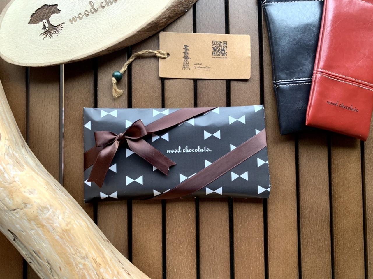 木製 蝶ネクタイ #Chocolat - 画像5