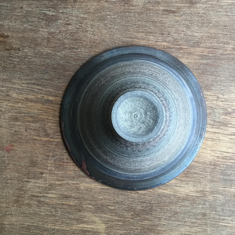 【菊地亨】 碗(赤土) 400 φ16.5㎝×h6.7㎝ 20 - 画像4