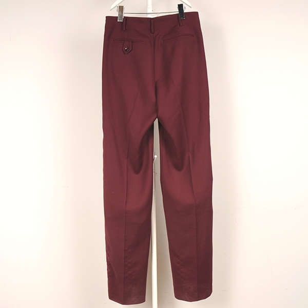 hs17WT-IR03L SLACKS WINE (Men's)