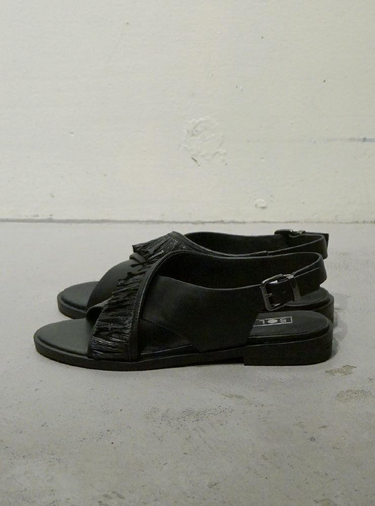 SOL SANA Marla Sandal ブラック