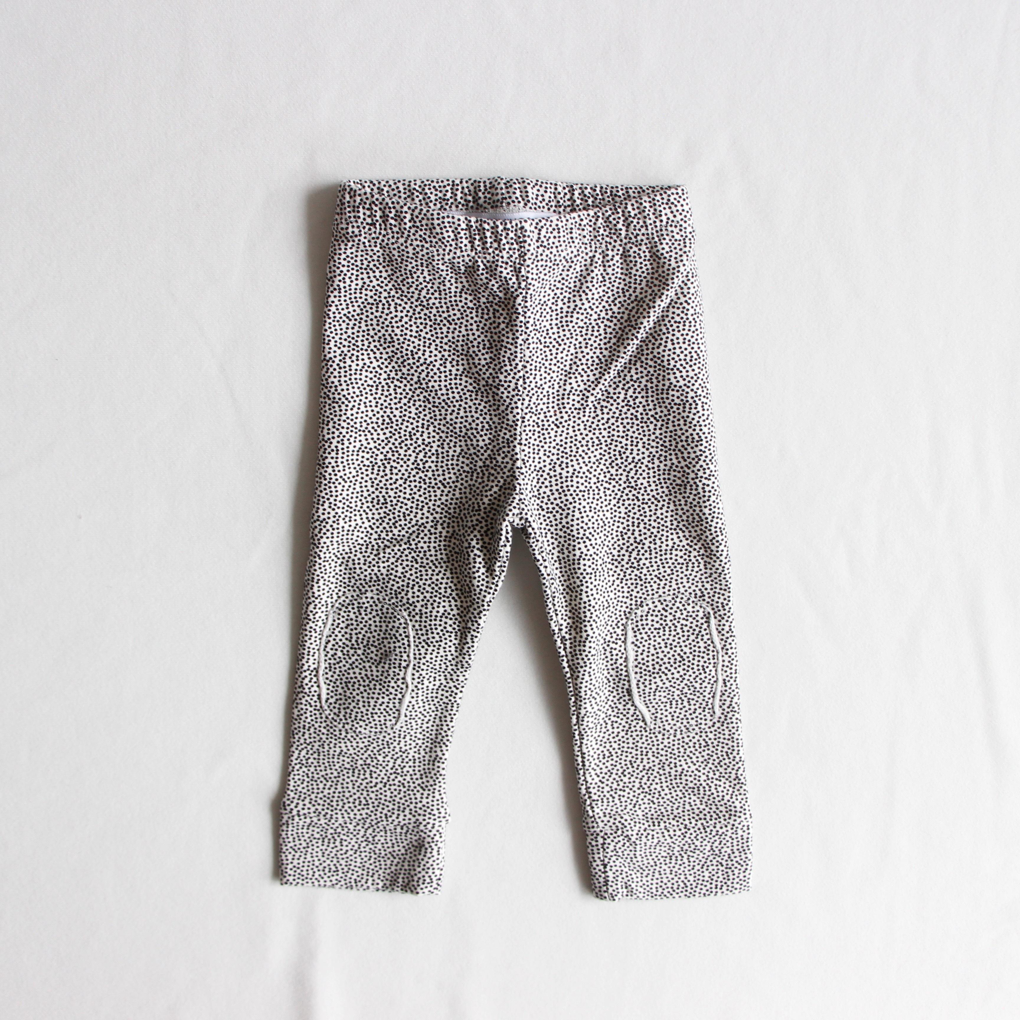 《MINGO.》Winter Legging / Dots