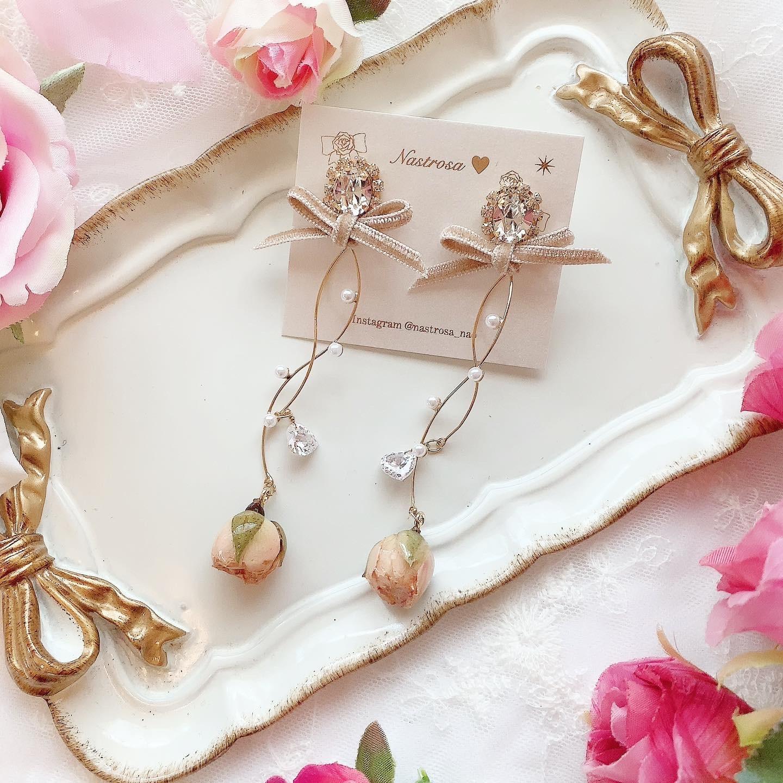 【1点限定】swing rose♡