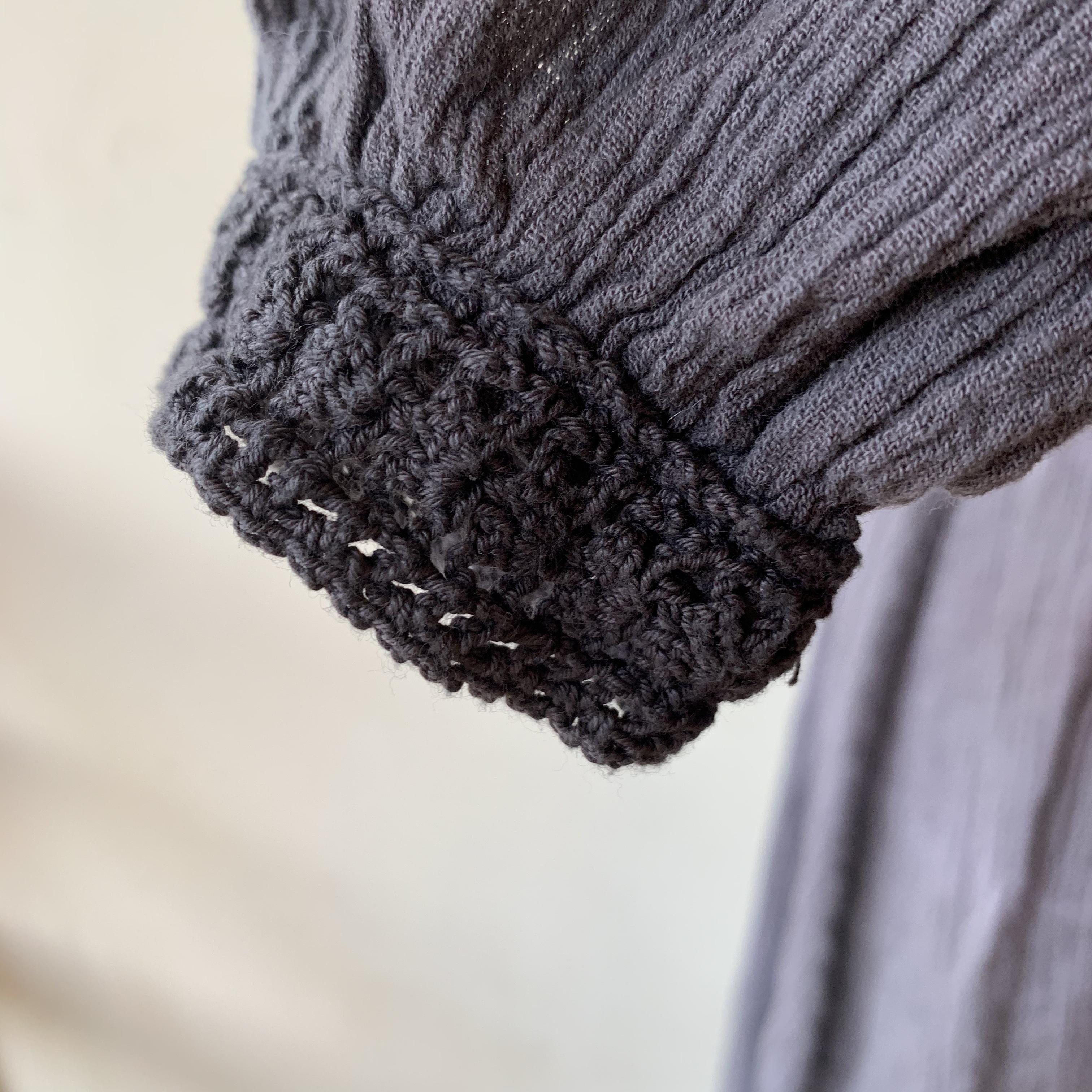 vintage crochet onepiece