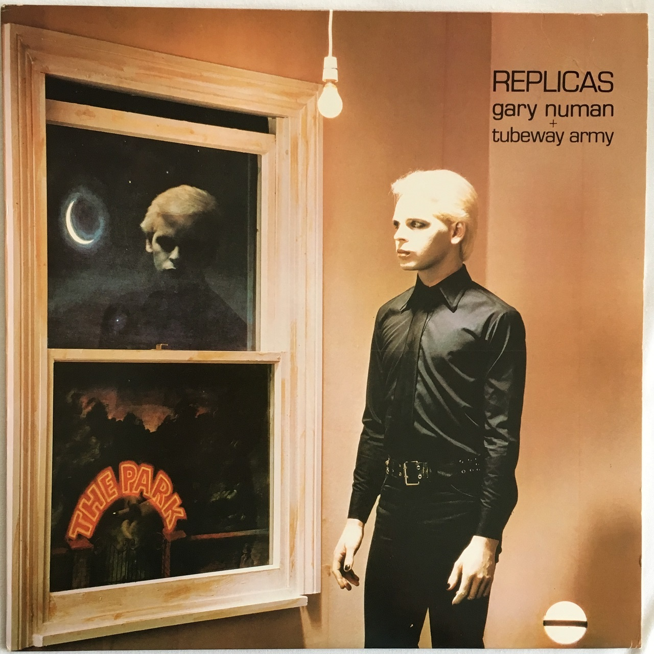 【LP・米盤】Gary Numan & Tubeway Army  /  Replicas