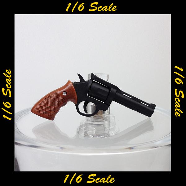 【00779】 1/6 VTS S&W 中折れ式リボルバー