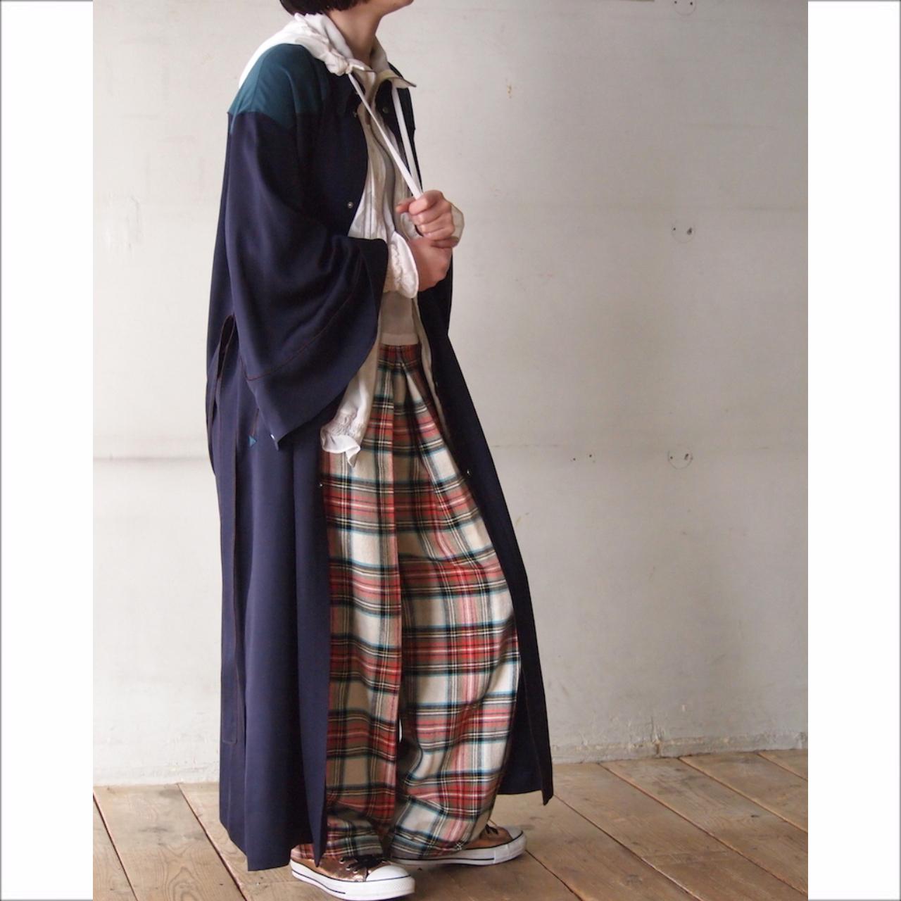 【hippiness】bell coat/【ヒッピネス】ベル コート