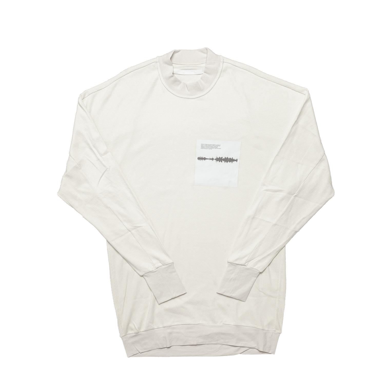 677CPM16-PLASTER / Shapednoise ロングスリーヴ Tシャツ