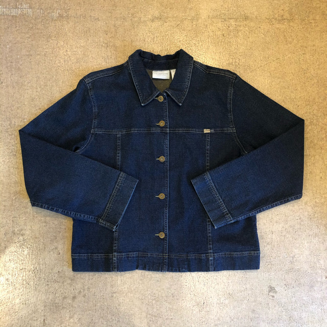 Liz Claiborne Denim Jacket ¥5,800+tax