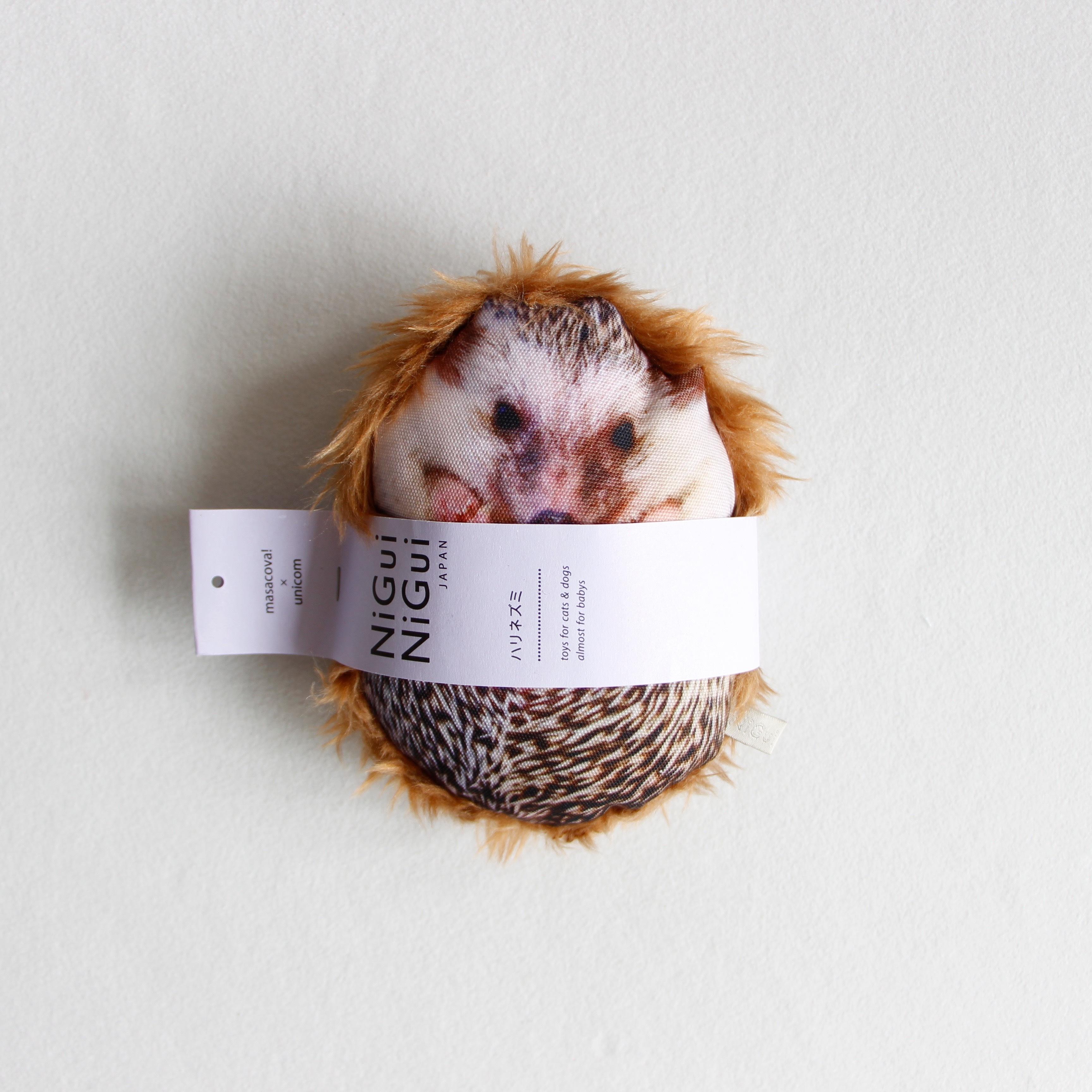 《masacova!》NiguiNiGui / Hedgehog