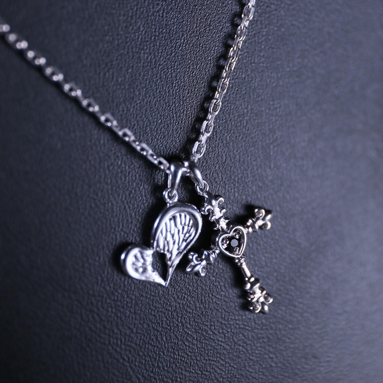 Klos Angel 3Way Necklace
