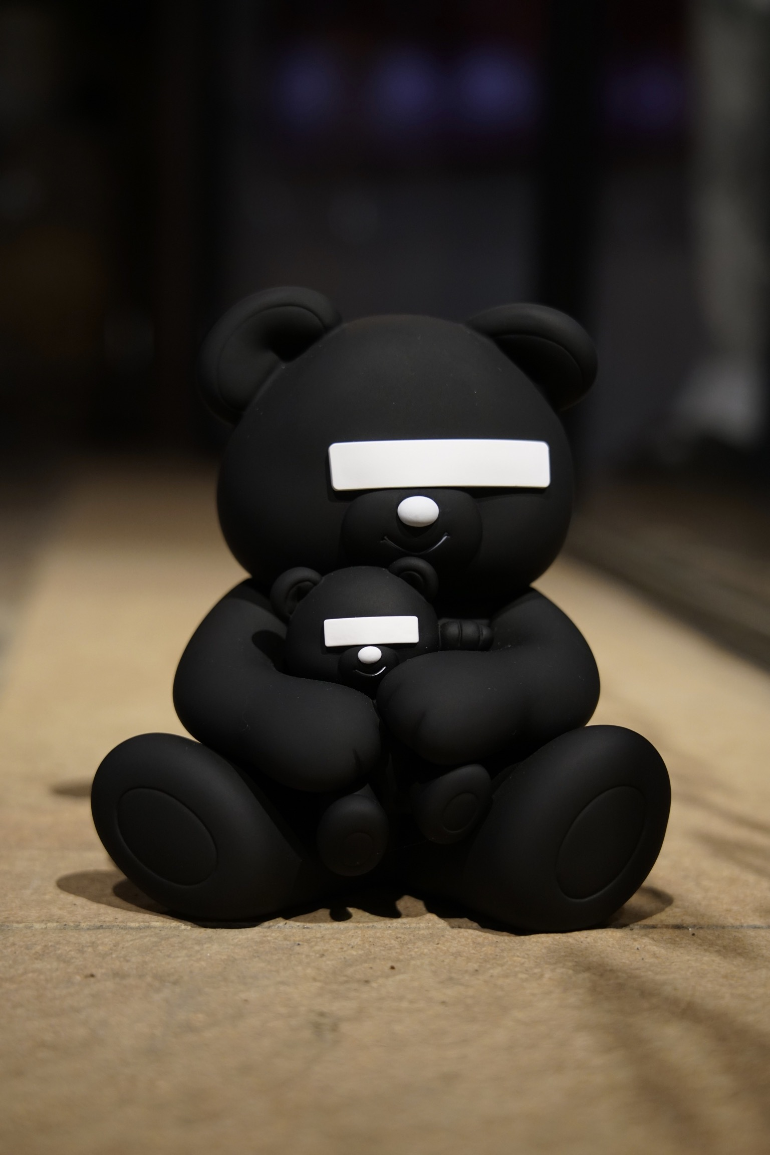 UCX9Z02 VCD UNDERCOVER BEAR FIGURE 【MEDICOMTOY】