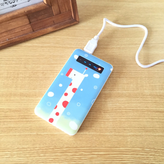 モバイルバッテリー │ キリンの空