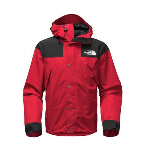 US企画  The North Face 1990 Mountain Jacket GTX Red