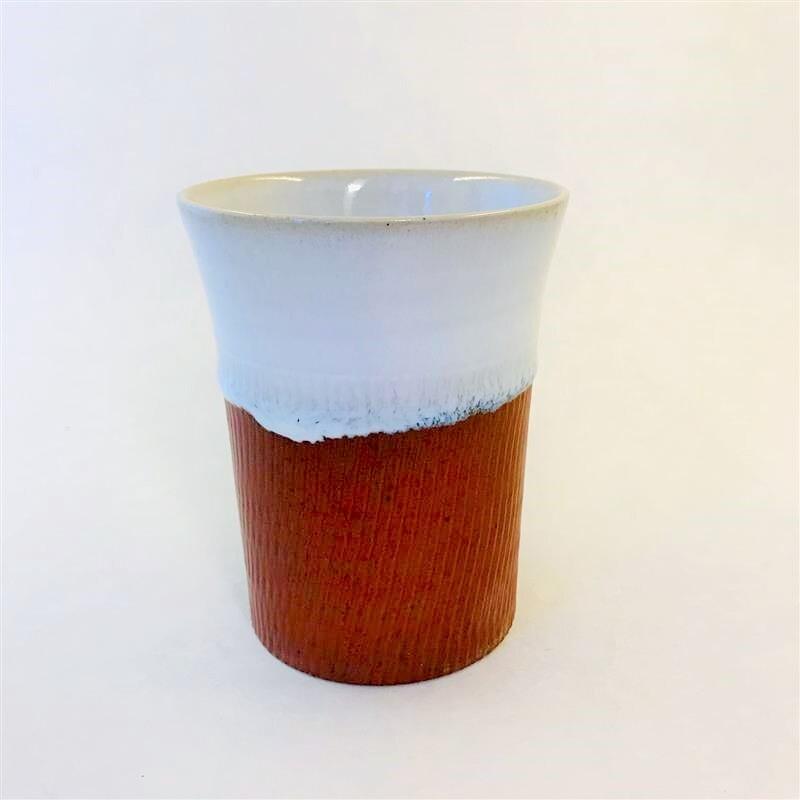 仲田製陶11-9 掛分フリーカップ
