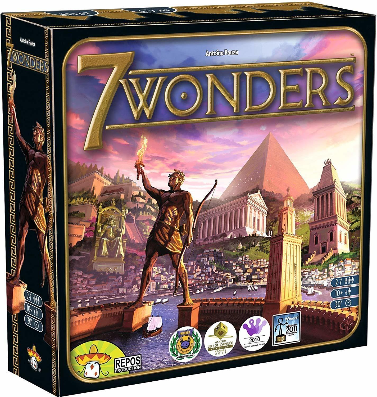 世界の七不思議 (7 Wonders) 日本語版