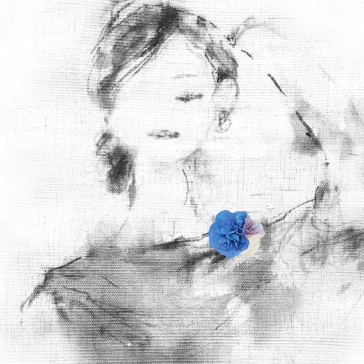 asaCorsage 〈Bouquet〉Blue