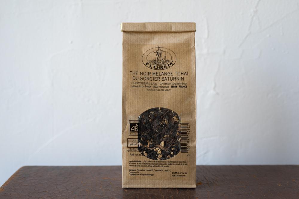 FLOREM(フローレム)チャイティー 茶葉 65g