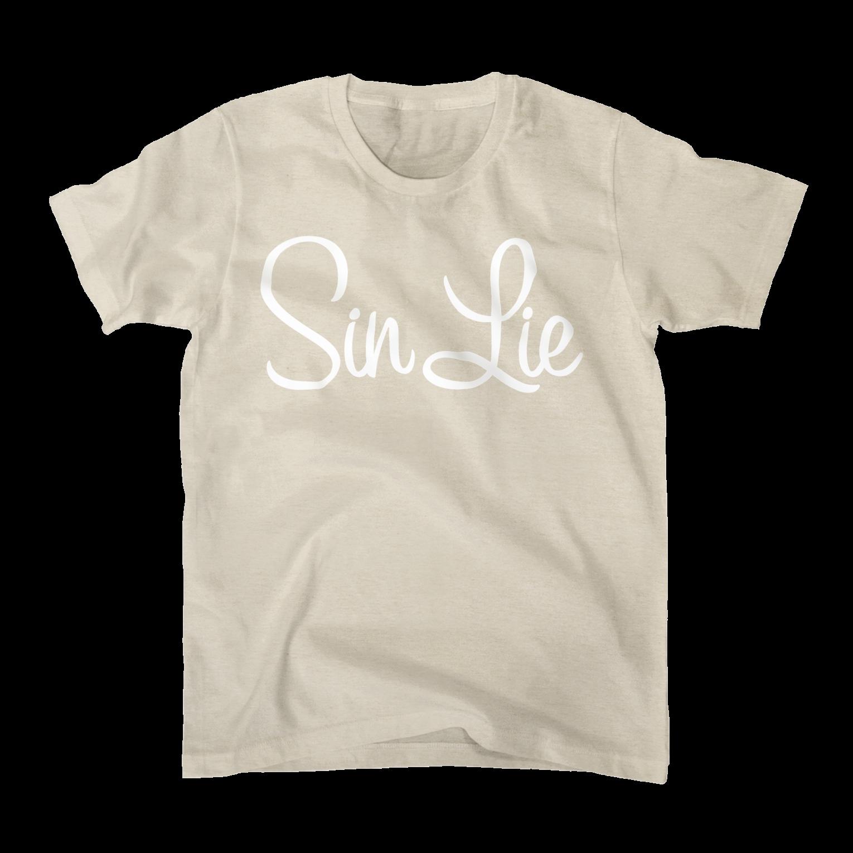 信頼(罪と嘘)Tシャツ
