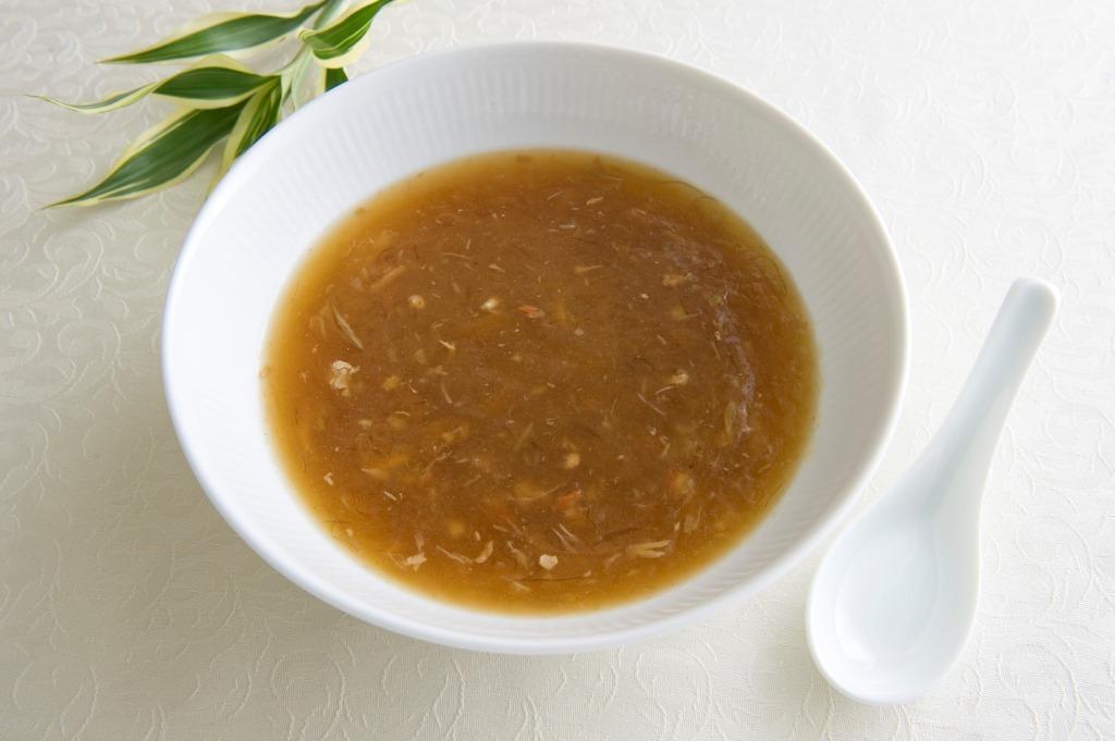 蟹肉入りふかひれスープ(200g) - 画像1