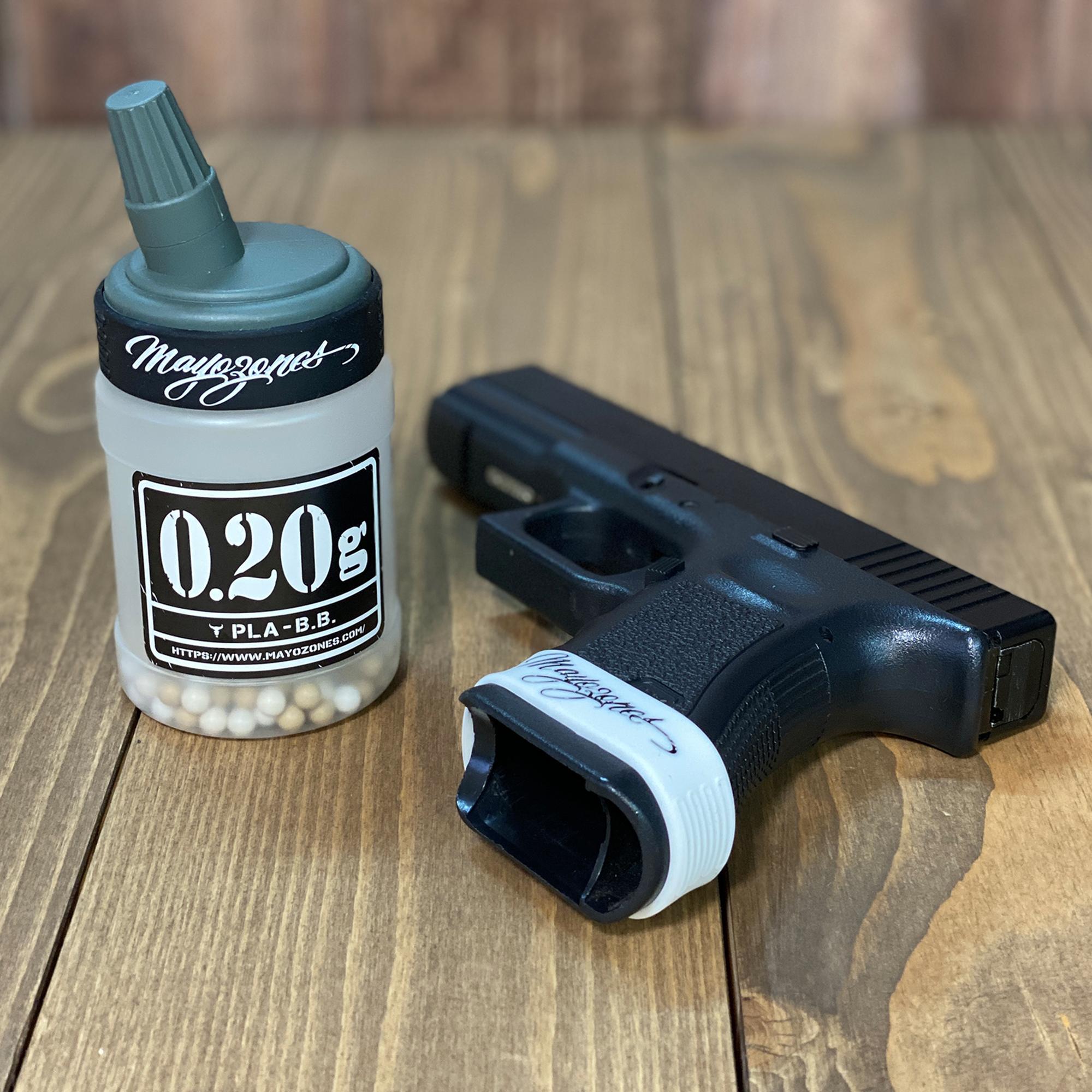 Mini BB Bottle Sticker (サバイバルゲーム用品)