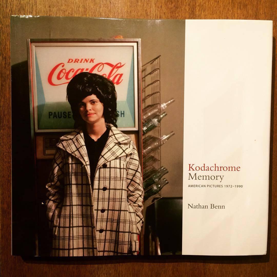 ネイサン・ベン写真集「Kodachrome Memory: American Pictures 1972-1990」 - 画像1