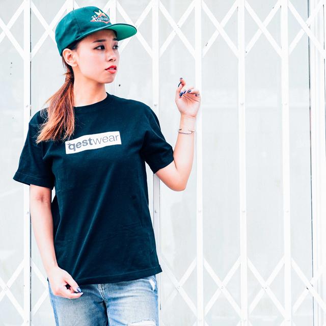Box Logo Tshirt / Black - 画像1