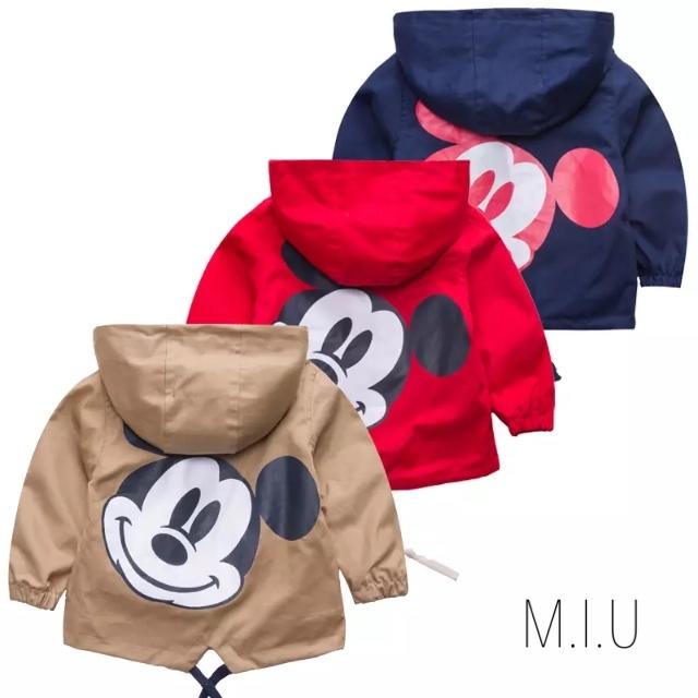 3色ジャケットコート #MIU587