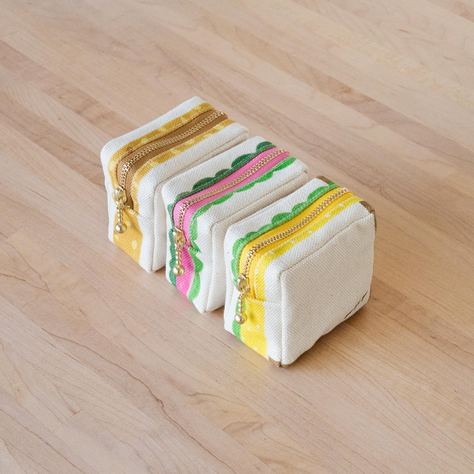ひとくちのサンドイッチポーチ 第1弾