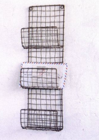 Blik Wire WALL RACK
