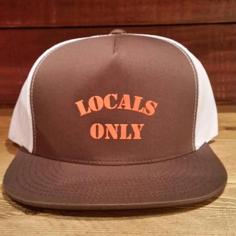 LOCALS ONLY CAP