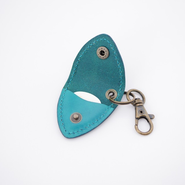 Guitarpick holder - blue -