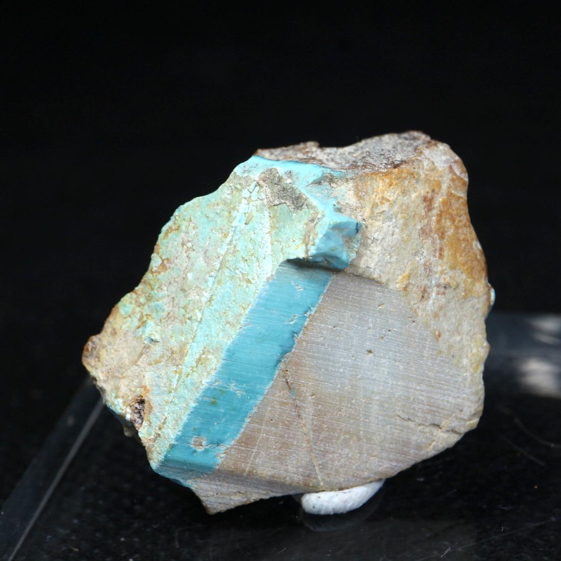 ロイストン ターコイズ トルコ石 ネバタ州産 原石 10,5g TQ149 鉱物 天然石 パワーストーン