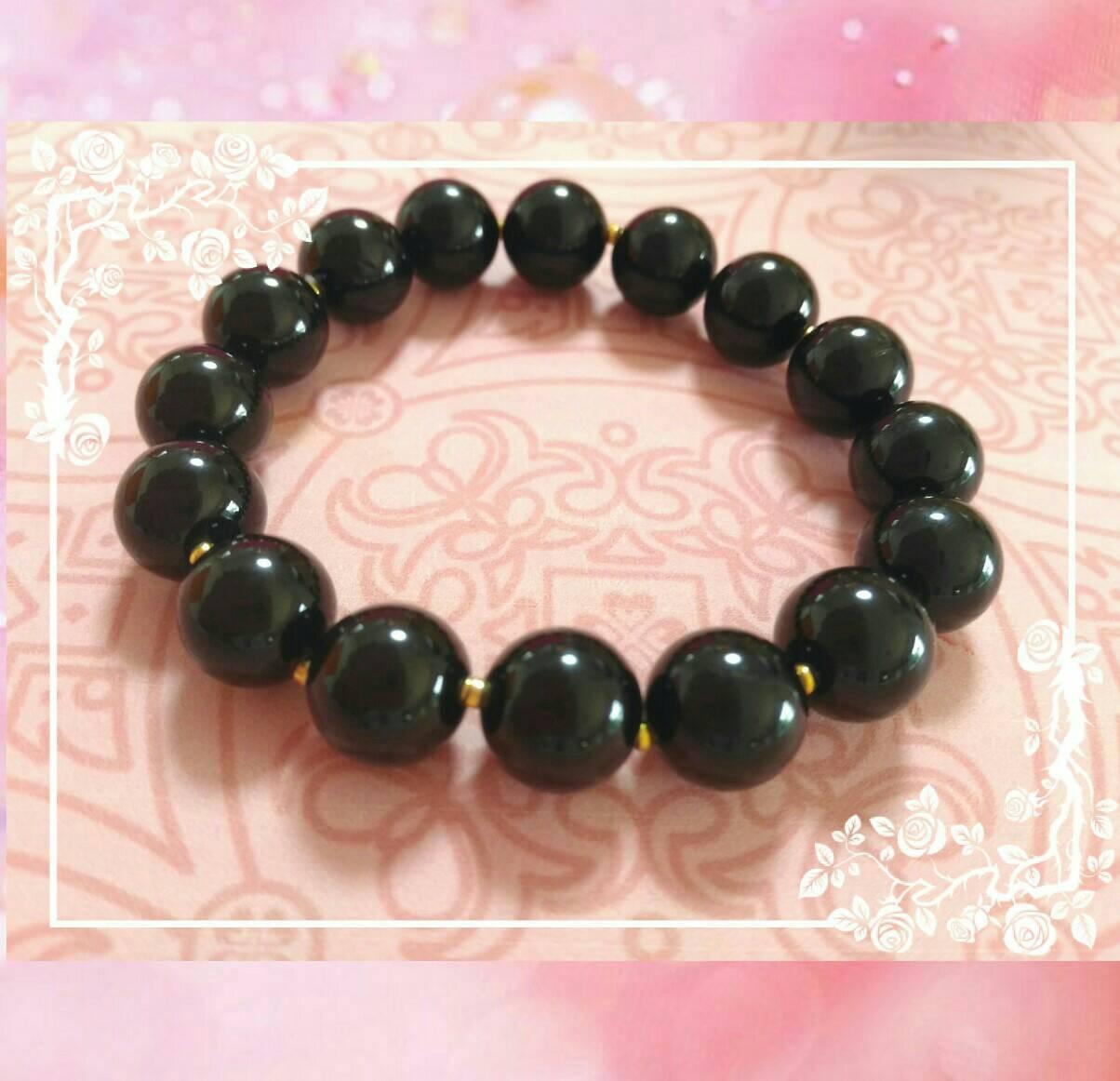 ブラック水晶