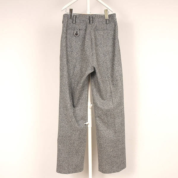 hs17WT-IR02S PANTS TWEED SLACKS ( Lady's)