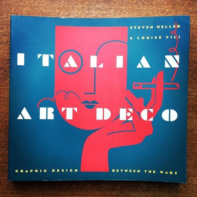 デザインの本「Italian Art Deco: Graphic Design between the Wars」 - 画像1
