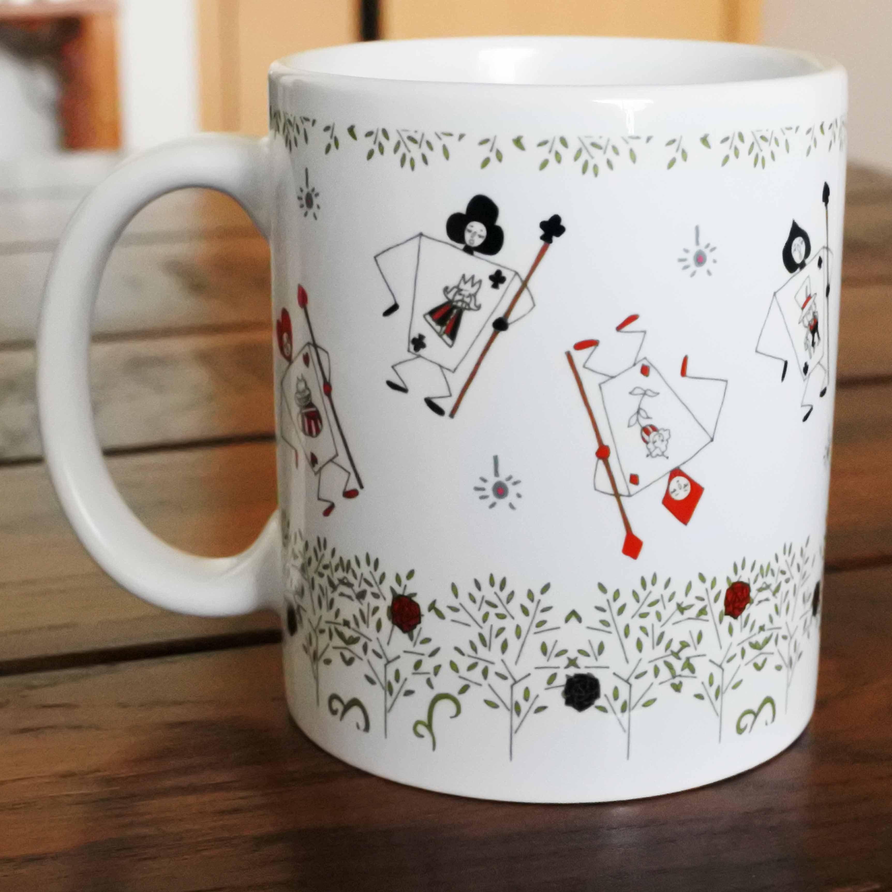 アリス マグカップ - 画像3