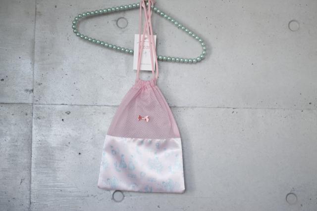 オリジナルバレエシューズバッグ