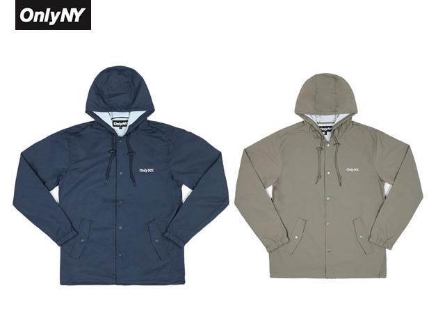 ONLY NY Lodge Hooded Coach Jacket