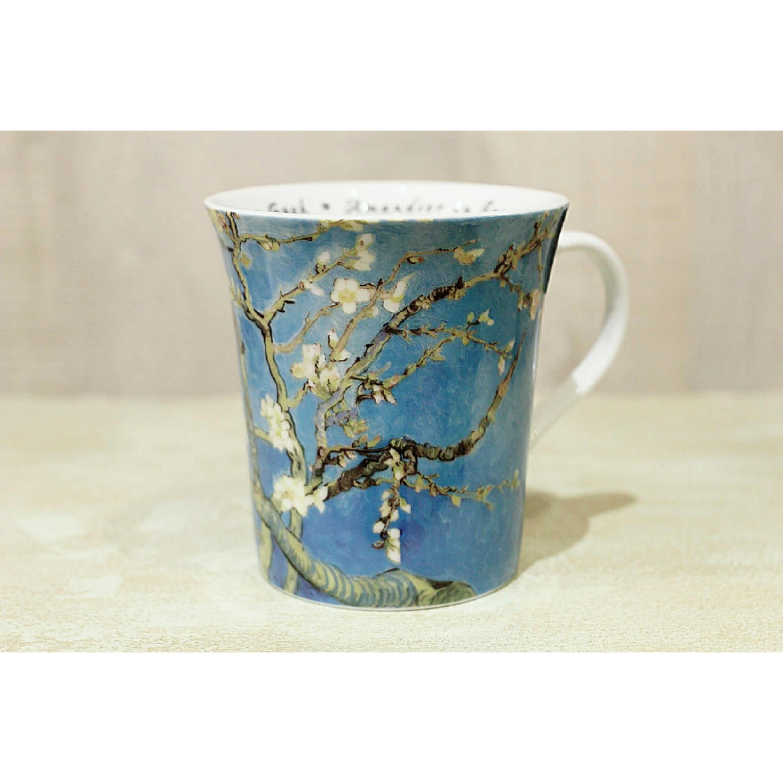 Art Mug  ゴッホ・Les Fleurs Gogh II Gogh<マグカップ> KONITZ 浜松雑貨屋 C0pernicus