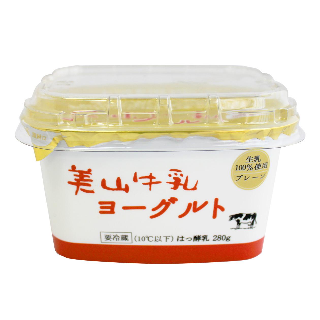 美山牛乳ヨーグルト単品