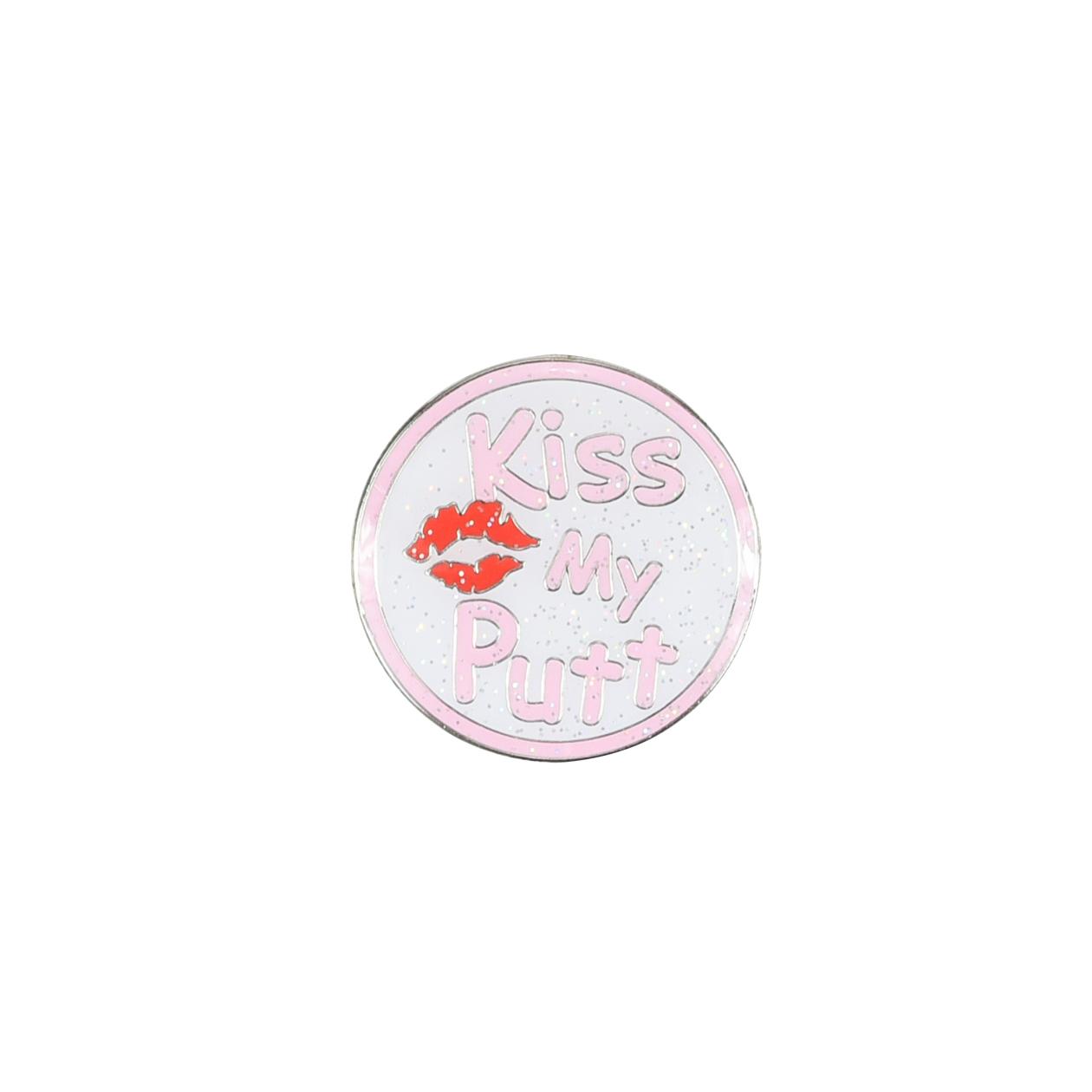 246. Kiss My Putt Divot Tool & Ball Mark