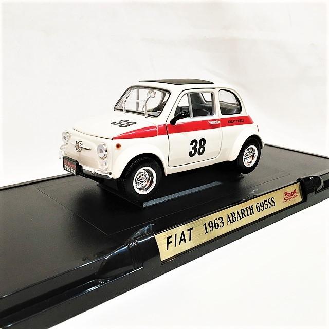 FIAT ABARTH 695 SS 1/18【YATMING】1個のみ】【税込価格】