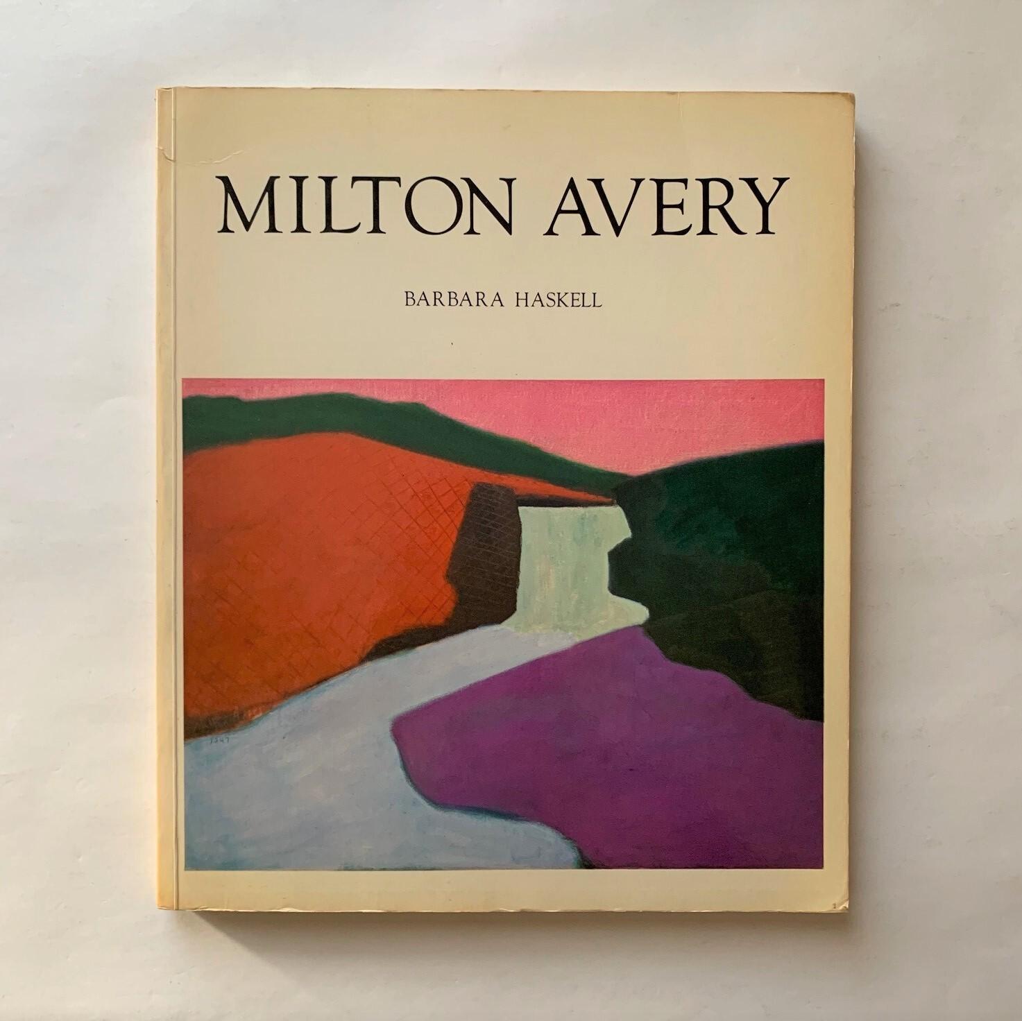 Milton Avery / Haskell Barbara