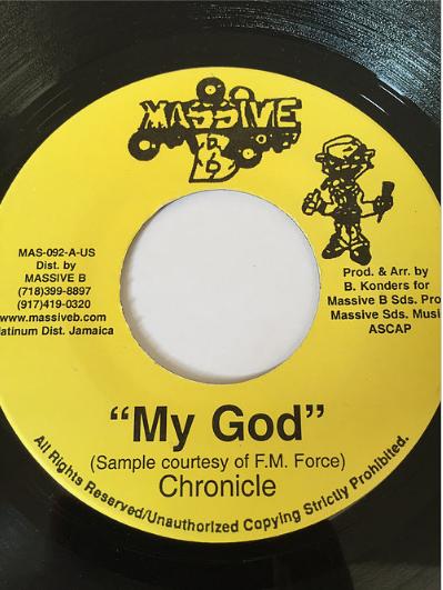 Chronicle (クロニクル) - My God【7'】
