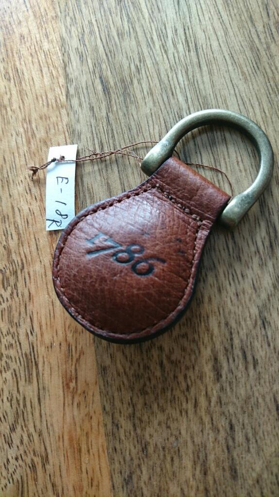 1786 Key Ring E-18R
