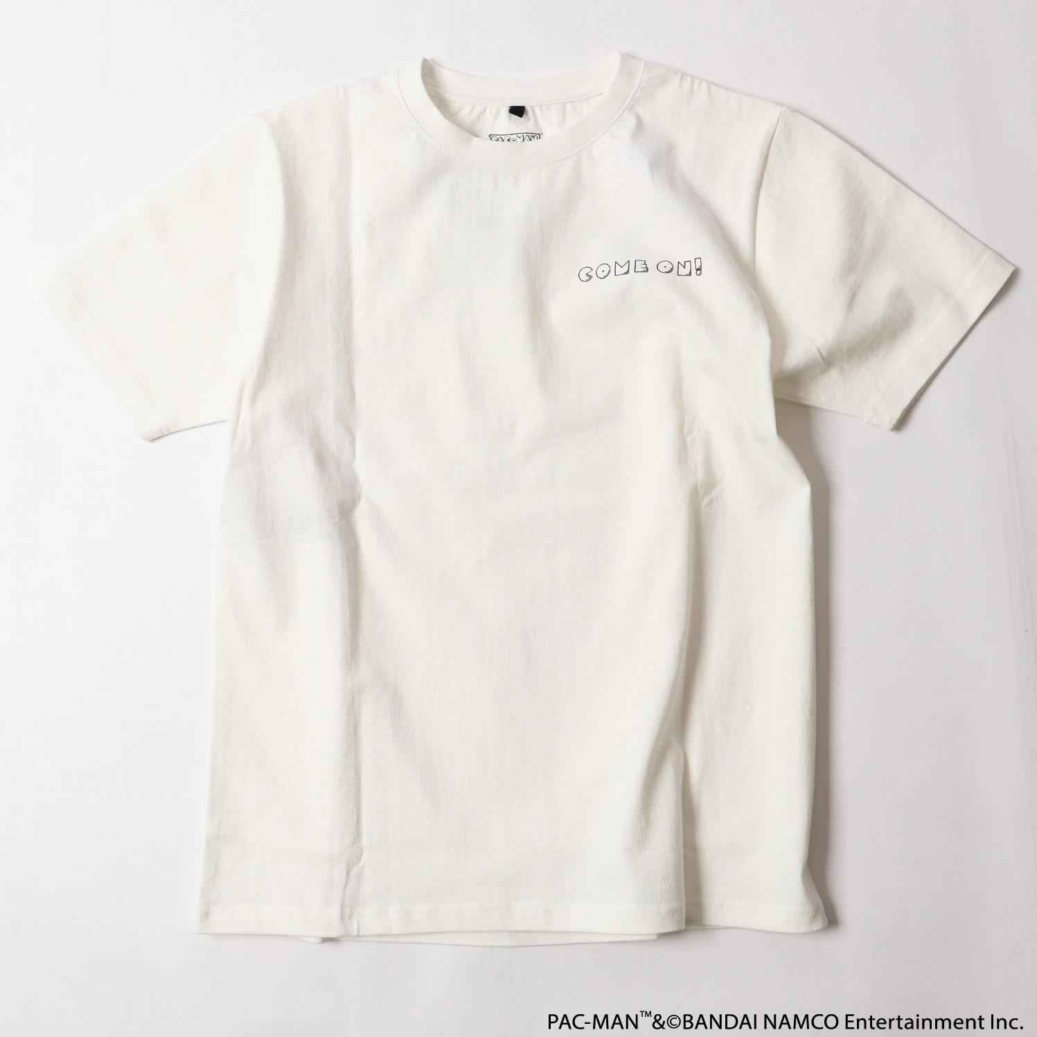 パックマン ゴーストプリントTシャツ NO0530138