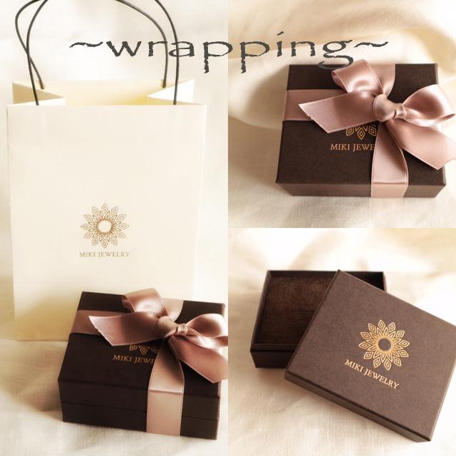 ✧K10YG✧ Bouquet Pierce